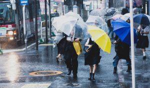 武蔵野線沿線豪雨.