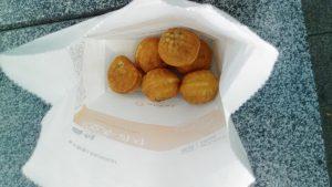 韓国饅頭の中身