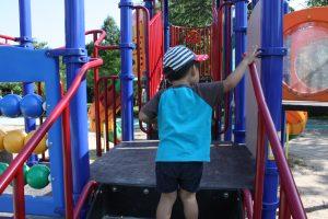 市民公園の遊具