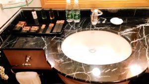 パンリンホテル洗面所備品
