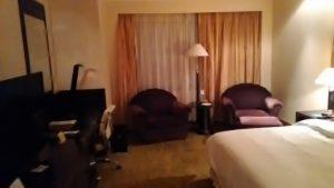 パンリンホテル部屋