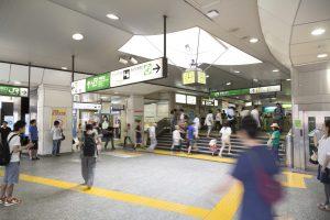 南大野新駅武蔵野線