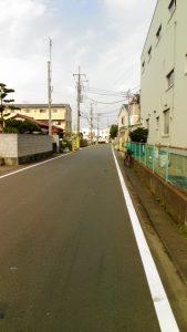三郷公園バス停